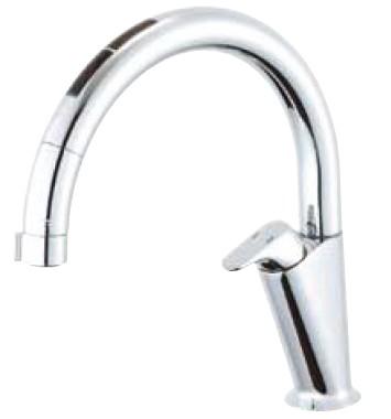 【最安値挑戦中!最大25倍】水栓金具 INAX SF-NA471SNU キッチン用タッチレス水栓 ナビッシュ(エコセンサー付) A7タイプ 逆止弁付 寒冷地 [◇]