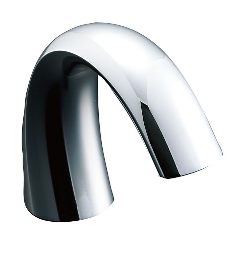 【最安値挑戦中!最大34倍】水栓金具 INAX AM-140TC 洗面器・手洗器用自動 オートマージュG 混合水栓 逆止弁付 一般地 排水栓なし [□]