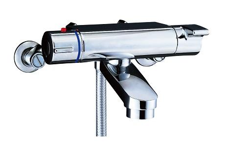 【最安値挑戦中!最大25倍】水栓金具 INAX BF-2147TKNSD シャワーバス 洗い場専用 サーモスタット ヴィラーゴ 逆止弁付 寒冷地 [□]