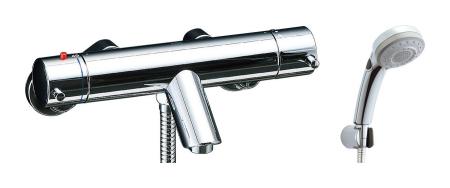 【最安値挑戦中!最大25倍】水栓金具 INAX BF-E147TNSBW シャワーバス 洗い場専用 サーモスタット eモダン 逆止弁付 寒冷地 [□]