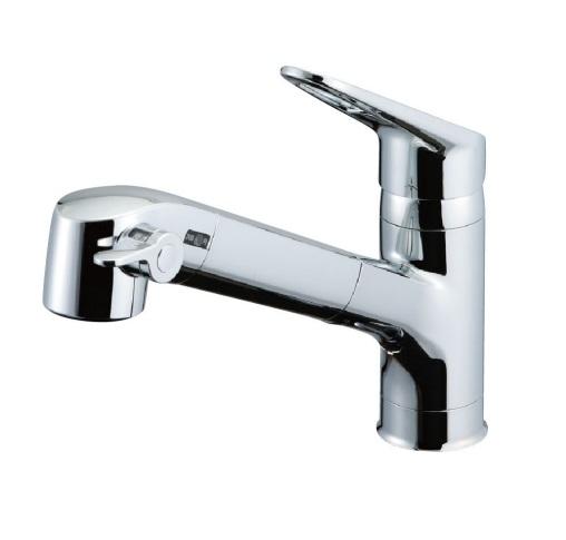 【最安値挑戦中!最大34倍】INAX JF-AB466SYX(JW) 浄水器内蔵型シングルレバー混合水栓 Sタイプ(エコハンドル) 一般地用 [□]
