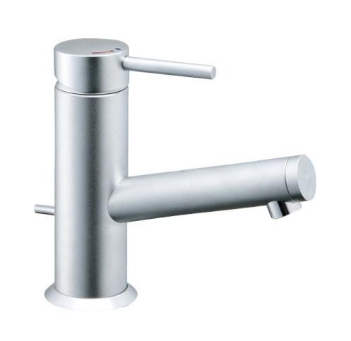 【最大44倍スーパーセール】水栓金具 INAX LF-E340SYN/SE 湯洗面器・手洗器用 シングルレバー混合 eモダン エコハンドル 寒冷地 ポップアップ式 [□]