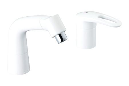 【最安値挑戦中!最大34倍】水栓金具 INAX LF-HX360SR(500)/BW1 マルチシングルレバー混合 FWP/FYP洗面 一般地 [□]