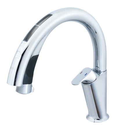【最安値挑戦中!最大34倍】INAX SF-NA491SN キッチン用タッチレス水栓 ナビッシュハンズフリー(エコセンサー付) A9タイプ 寒冷地用 [◇]
