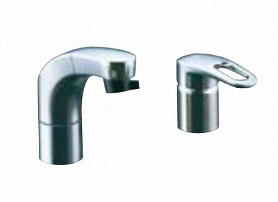 【最安値挑戦中!最大25倍】水栓金具 INAX SF-F810SYNU 即湯水栓・ほっとエクスプレス即湯システム FWP/洗髪タイプ(エコハンドル) 逆止弁 寒冷地用 [□]