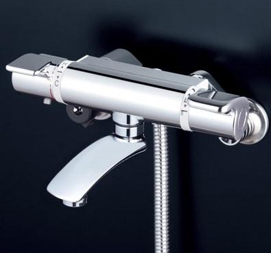 【最安値挑戦中!最大25倍】シャワー水栓 KVK KF890S2 サーモスタット式シャワー