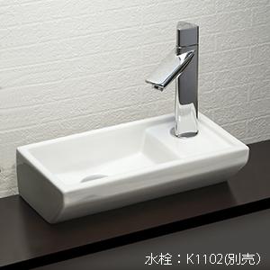 【最安値挑戦中!最大34倍】KVK KV435 手洗器 [♪]
