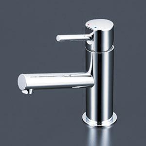 【最安値挑戦中!最大24倍】水栓金具 KVK LFM612UB 洗面用シングルレバー式混合栓