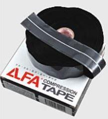 【最安値挑戦中!最大25倍】KVK R1-5-8ABLJP-K LLFAテープ シリコーン自己融着テープ 黒