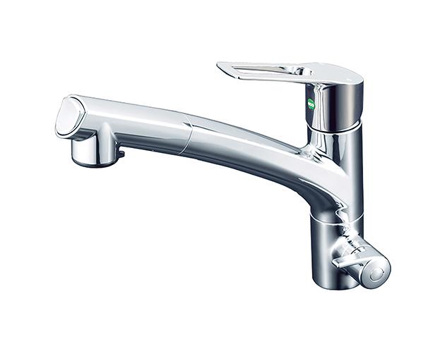 【最安値挑戦中!最大34倍】水栓一体型浄水器ハンドシャワー水栓 トクラス AWJ401HSK2 水栓一体タイプ アンダーシンク [■]