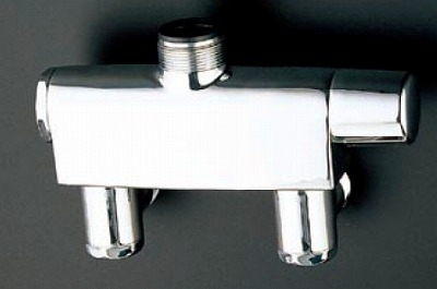 【最安値挑戦中!最大33倍】水栓金具 TOTO TM441-25 浴室 大形サーモスタット(既設取替用) 25mm用 [■]