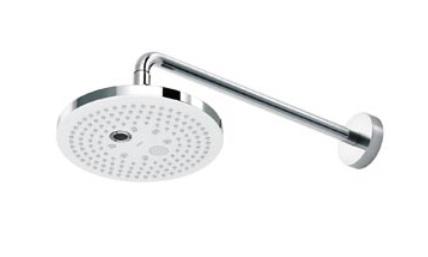【最安値挑戦中!最大34倍】水栓金具 TOTO TBW01004J 浴室 オーバーヘッドシャワー 2モード 固定シャワー [■]