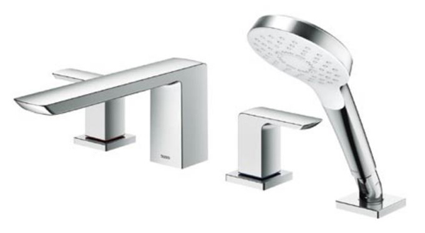 【最安値挑戦中!最大25倍】TOTO 浴室用水栓 TBG02202J 台付2ハンドル混合水栓[■]