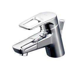 【最大44倍スーパーセール】水栓金具 TOTO TLHG31DEFR 洗面所 シングルレバー混合栓(吐水口回転タイプ) [■]