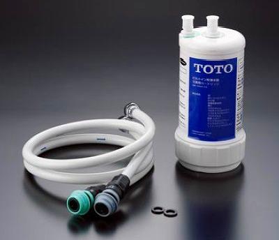 【最安値挑戦中!最大25倍】浄水器本体 TOTO TK302B2 [■]