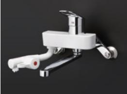 【最安値挑戦中!最大34倍】湯ぽっと専用水栓 TOTO T335DR 先止め式熱湯用 シングルレバー 混合栓(壁付き) REK・RED専用水栓[■]