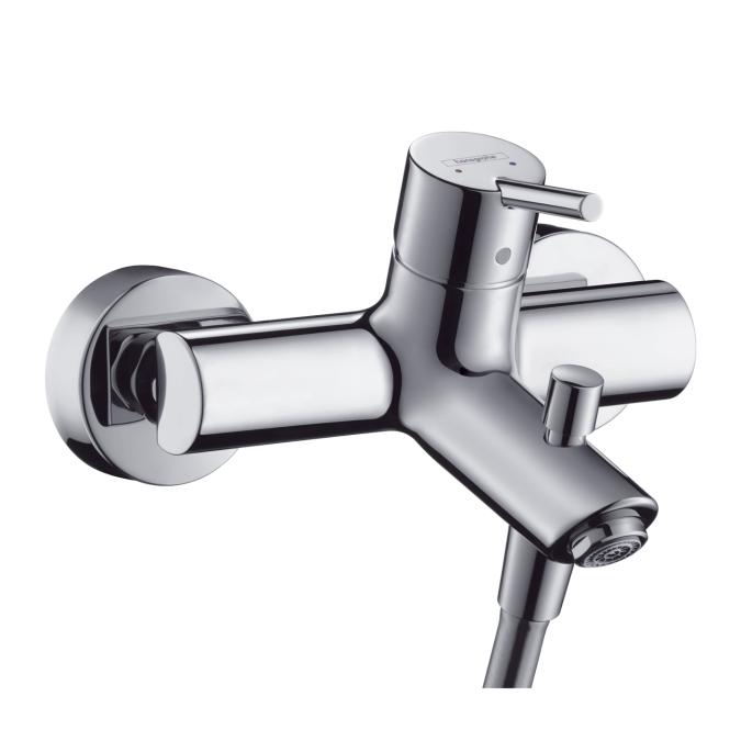 【最安値挑戦中!最大34倍】ハンスグローエ 32440000 タリス シングルレバーバス・シャワー混合水栓 [■]