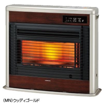 【最安値挑戦中!最大34倍】コロナ FF式石油暖房機 UH-FSG7018K(MN) 輻射型 床暖房内蔵 ウッディゴールド スペースネオ床暖 木造18畳 [■]