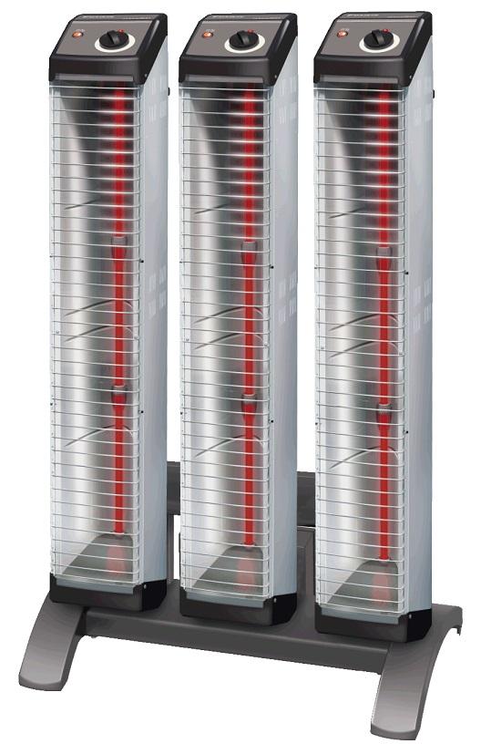 【最安値挑戦中!最大34倍】ダイキン 遠赤外線暖房機 ERK45NM セラムヒート(床置スリム/トリプル)三相200V 電源コード別売 [♪■]