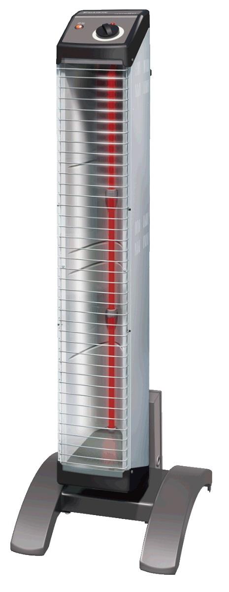 【最安値挑戦中!最大34倍】ダイキン 遠赤外線暖房機 ERK15NV セラムヒート(床置スリム/シングル)単相200V 電源コード別売 [♪■]