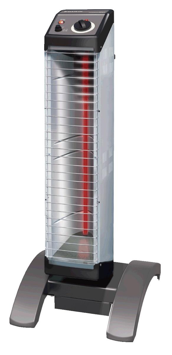 【最安値挑戦中!最大24倍】ダイキン 遠赤外線暖房機 ERKS10NS セラムヒート(床置スリム/自動首振タイプ)単相100V スタンド・電源コード標準付属 [♪■]