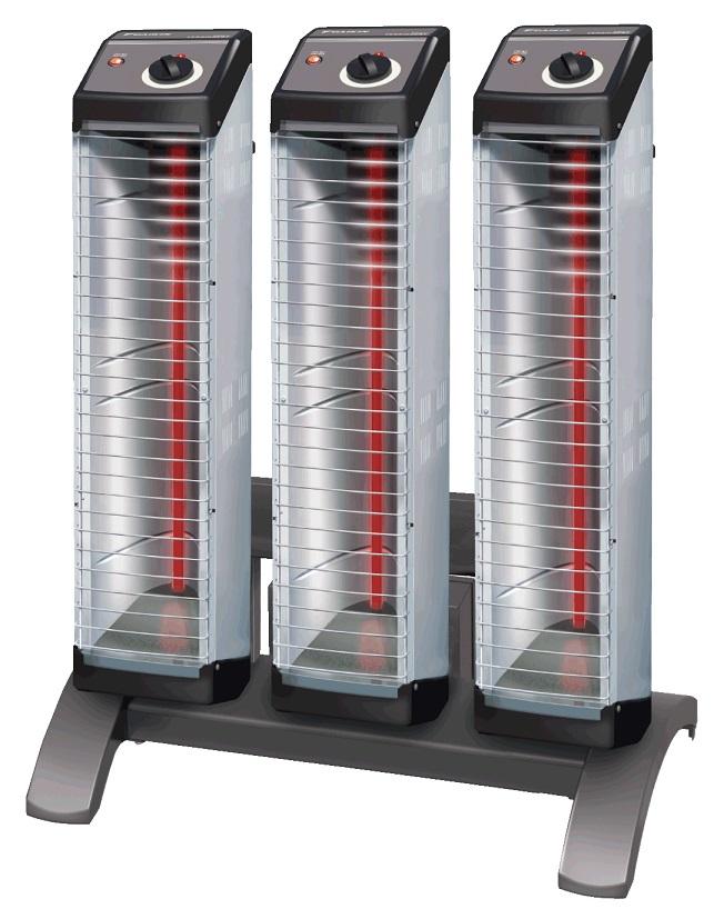 【最安値挑戦中!最大34倍】ダイキン 遠赤外線暖房機 ERK30NM セラムヒート(床置スリム/トリプル)三相200V 電源コード別売 [♪■]