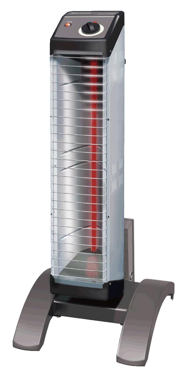 【最安値挑戦中!最大34倍】ダイキン 遠赤外線暖房機 ERK10NS セラムヒート(床置スリム/シングル)単相100V スタンド・電源コード標準付属 [♪■]