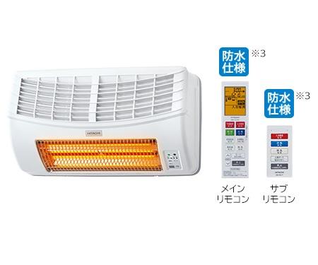 【最安値挑戦中!最大25倍】日立 浴室換気暖房乾燥機 HBK-2250SK 壁面取付タイプ 200V [■]
