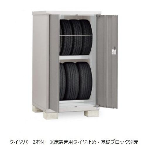 【最安値挑戦中!最大34倍】イナバ物置 タイヤストッカー BJX-099DT [♪▲]