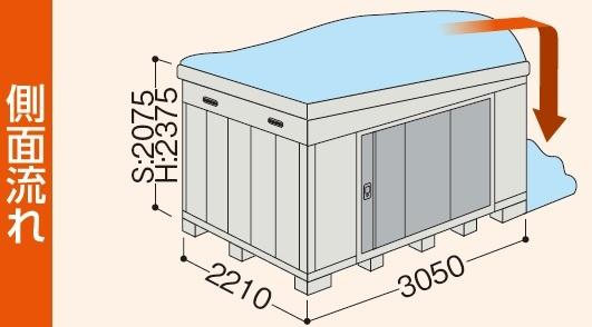 【最安値挑戦中!最大23倍】イナバ物置 ネクスタ NXN-65HB ハイルーフ 側面流れタイプ 一般型 NXN-65ベース [♪▲], 厨房良品:d7d59082 --- thrust-tec.jp