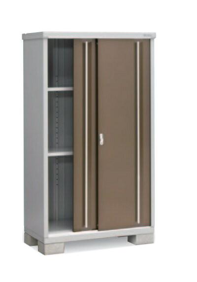 【最安値挑戦中!最大34倍】イナバ物置 シンプリー MJX-116EP 収納庫 全面棚・長もの収納タイプ [♪▲]