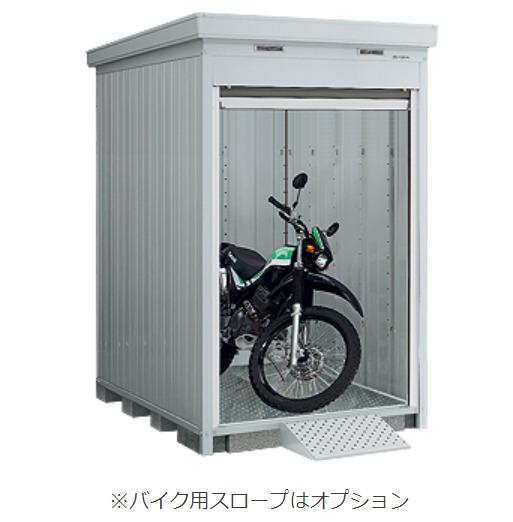 【最安値挑戦中!最大25倍】イナバ物置 バイク保管庫 FXN-1322HY 一般型/多雪地型 床付タイプ ハイルーフ [♪▲]