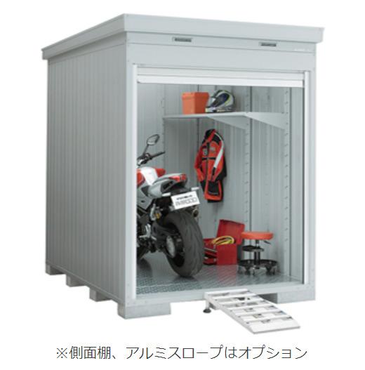 【最安値挑戦中!最大34倍】イナバ物置 バイク保管庫 FXN-1726HY 一般型/多雪地型 床付タイプ ハイルーフ [♪▲]