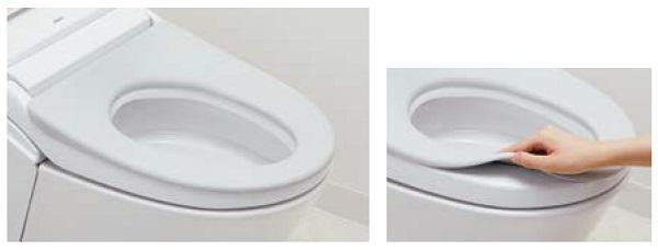 市場 全品対象 最安値挑戦中 最大25倍のチャンス cwa-312 最大25倍 お得なキャンペーンを実施中 便座用ソフトパッド トイレ関連 INAX 部材 CWA-312