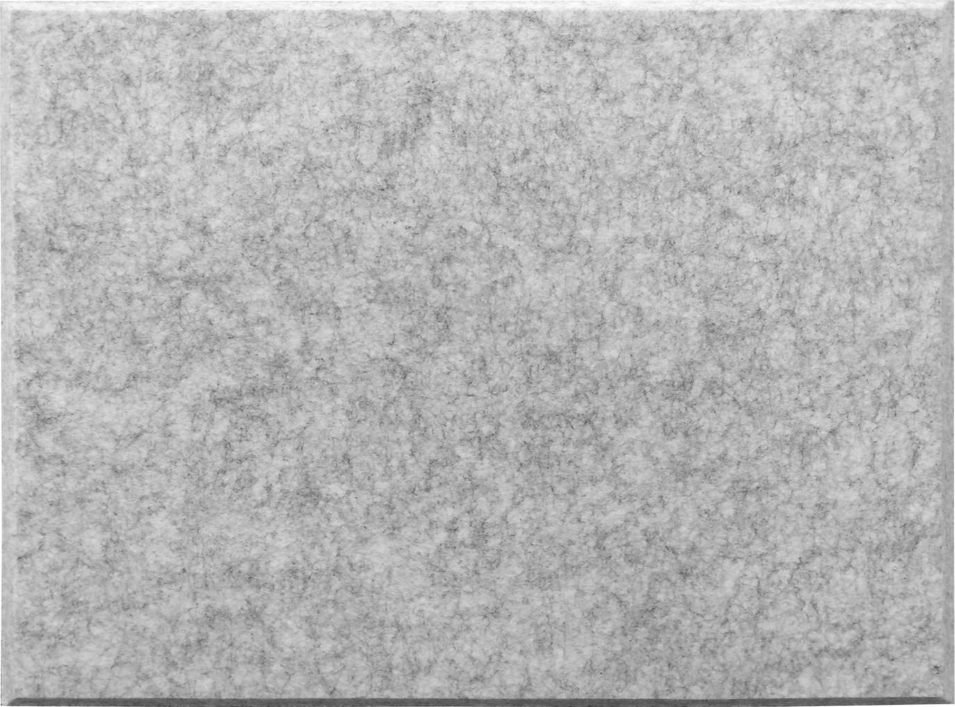 井上金庫 【FB-8060C-GY(グレー) 12枚入/ケース】 フェルメノン 吸音パネル45C マグネットなし 800×600mm 厚9mm [♪▲]
