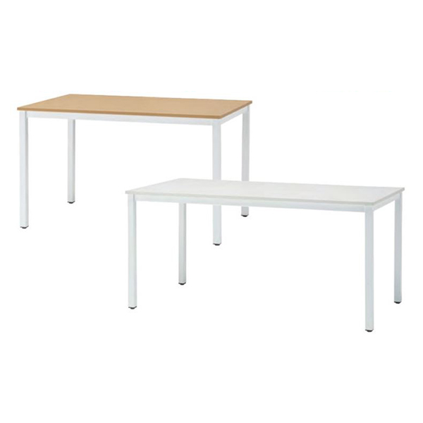 井上金庫 NFT-1275 会議用テーブル W1200 D750 H720 [【店販】♪▲]