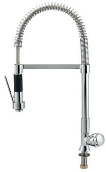 【最安値挑戦中!最大23倍】水栓金具 カクダイ 700-805-13 立形グラスフィラ水栓 [♪■]
