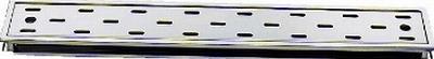 【最安値挑戦中!最大34倍】排水金具 カクダイ 4204-150X1200 長方形排水溝(浅型) [□]