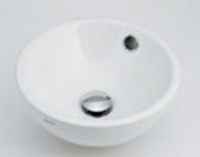 【最安値挑戦中!最大25倍】カクダイ 【493-018】 JEWEL BOX Luju 丸型手洗器 [♪■]