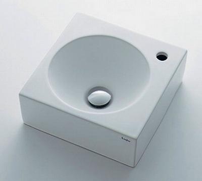 【最安値挑戦中!最大25倍】カクダイ 【493-087】 JEWEL BOX Luju 壁掛手洗器 [♪■]