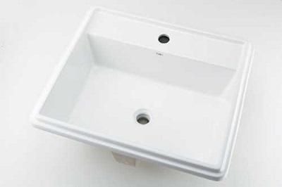 【最安値挑戦中!最大25倍】水栓金具 カクダイ 493-151 角型洗面器//1ホール [♪■]