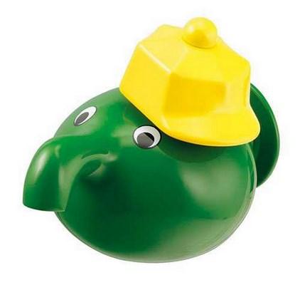 【最安値挑戦中!最大25倍】水栓金具 カクダイ 711-402-13 蛇口くん(グリーン) [♪■]
