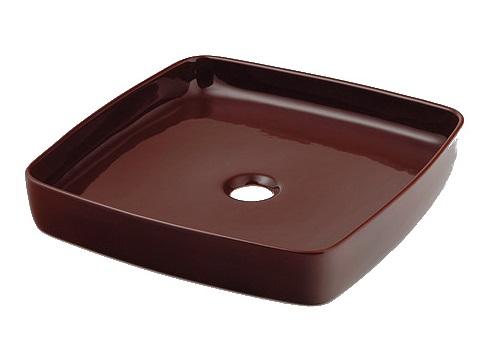 【最安値挑戦中!最大25倍】洗面所 カクダイ 493-096-BR 角型手洗器//ショコラ [♪■]