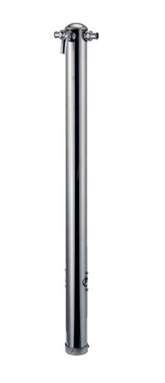 【最安値挑戦中!最大25倍】ガーデニング カクダイ 624-212 共用ステンレス混合栓柱 [♪■]