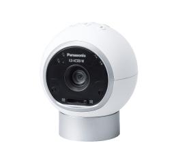 【最安値挑戦中!最大34倍】パナソニック インターホン KX-HC500-W ホームネットワークシステム おはなしカメラ [■]