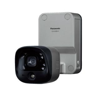 【最安値挑戦中!最大34倍】パナソニック インターホン KX-HC300S-H ホームネットワークシステム 屋外バッテリーカメラ [■]