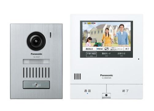 インターホン パナソニック VL-SVD505KS テレビドアホン2-7タイプ 電源コード式 [■]