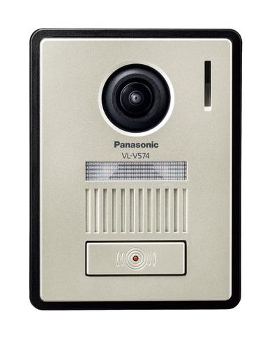 【最安値挑戦中!最大34倍】インターホン パナソニック VL-V574L-N カメラ玄関子機(露出型) システムアップ別売品 [■]