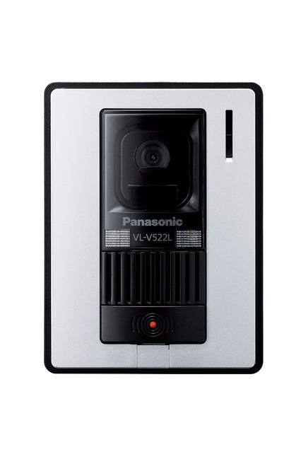 【最安値挑戦中!最大25倍】インターホン パナソニック VL-V522L-WS 玄関子機 カメラ玄関子機(露出型) [■]