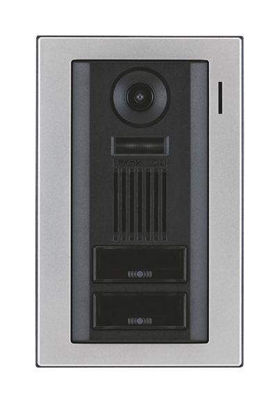 【最安値挑戦中!最大34倍】インターホン アイホン WJ-DA2 カメラ付玄関子機 独立二世帯システム専用 ROCOタッチ7専用 [∽]